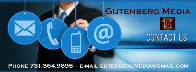 Contact Gutenberg Media