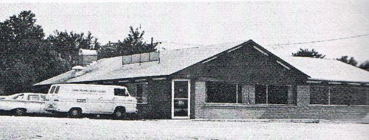 Greenfield Tn Weakley County Allisons Rest greenfield 1960's