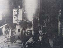 Dresden Power Plant 1917