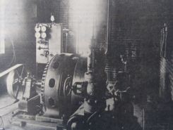 Dresden Power Plant 1917