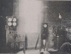 Dresden Tn Power plant 1917