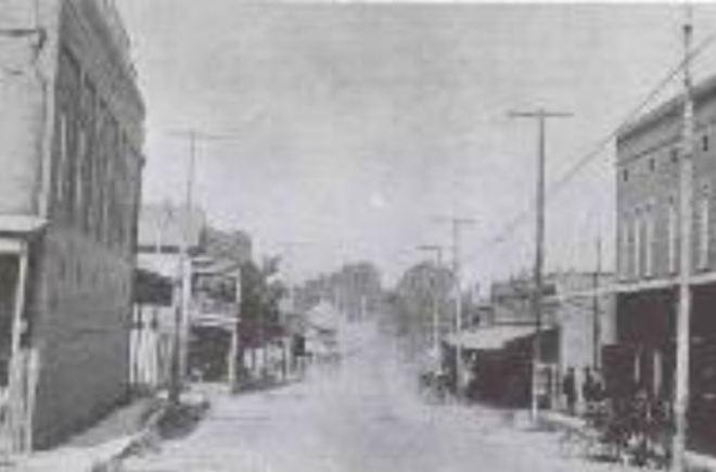 Sharon circa 1900