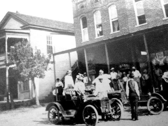 Sharon, Weakley County. around 1907