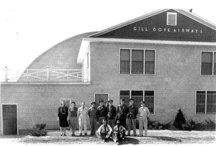 Weakley County Martin 1942 Gill Dove Navl War Training Facility