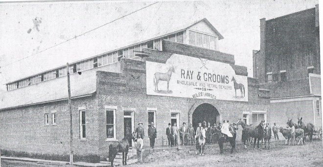 Grooms 1911 Greenfield