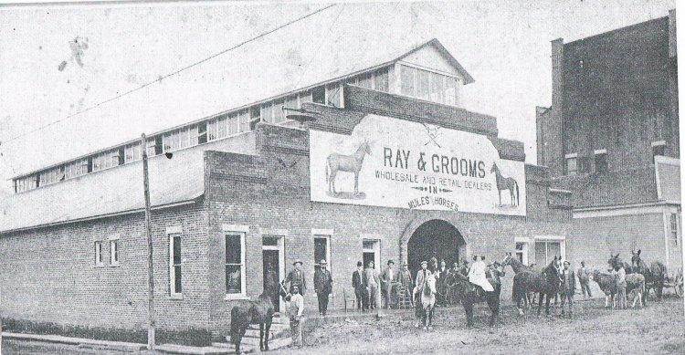Grooms 1911 Greenfield